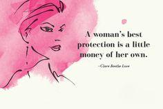 financial planning women