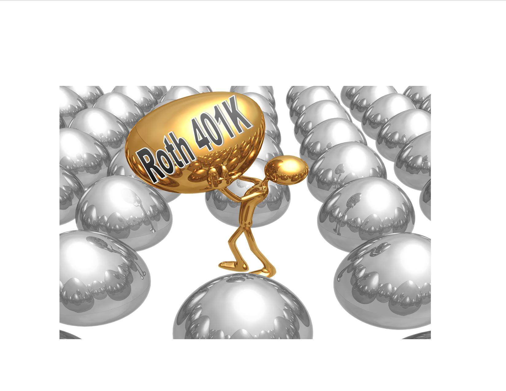 Roth 401(k)s Are Gaining Ground And Enhancing Retirement Readiness The Use  Of Roth 401(k)s By Retirement Plan Sponsors Has Been On The Uptick For The  Past